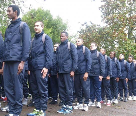 Trente nouveaux jeunes seront formés à l'Epide   Article : http://www.leparisien.fr/espace-premium/seine-et-marne-77/trente-nouveaux-jeunes-seront-formes-a-l-epide-10-04-2015-4679327.php