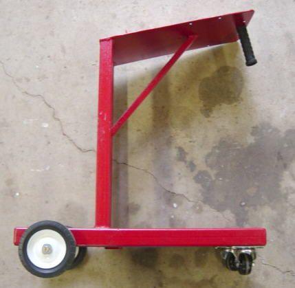 Steve Bedair's Mig Welder Cart