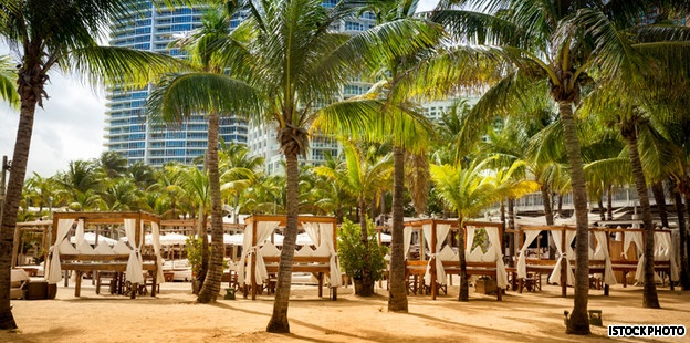 Hit the hot sands and hotter venues at one of the coolest cities in the country