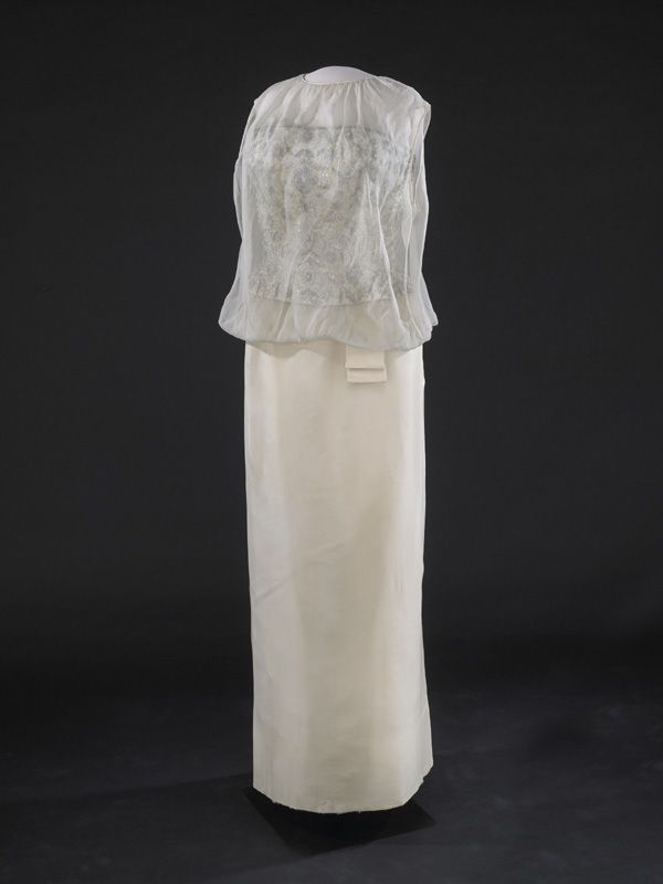 Jacqueline Kennedy's Inaugural Gown, 1961