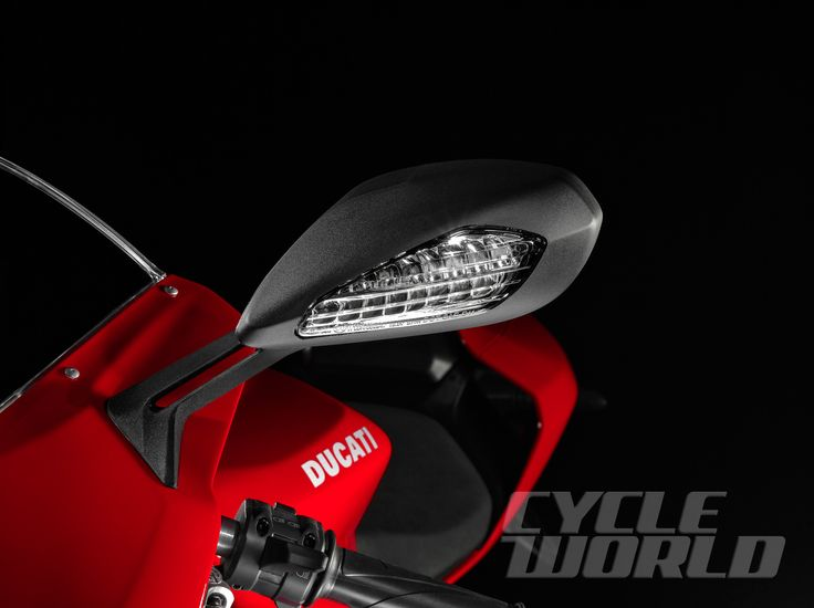 EICMA 2014 FIRST LOOK: 2015 Ducati Panigale 1299   Rear ...