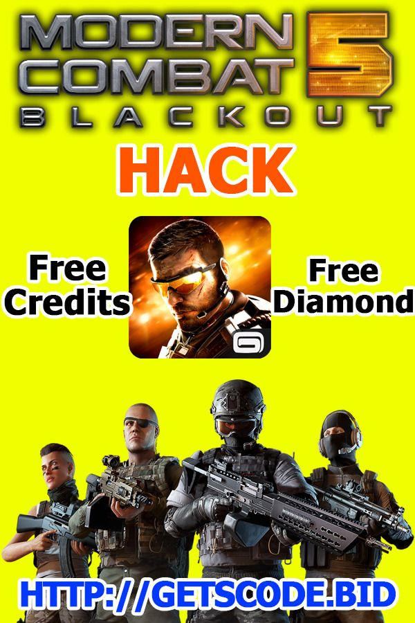 How To Hack Modern Combat 5 Modern Combat 5 Free Credits Android Ios Pc Combat Modern Kombat Game Codes