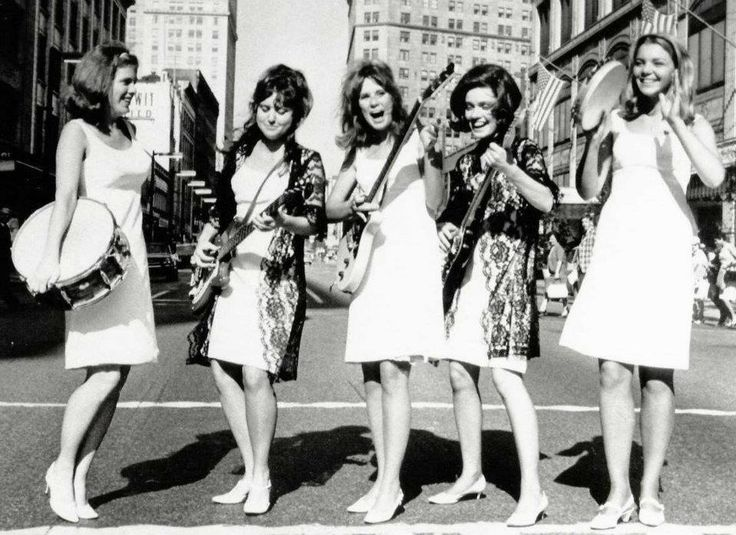 17 Best Images About 60s Girl Garage Band On Pinterest