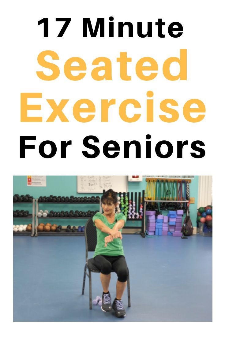 Seated Chair Exercises For Seniors Fitness With Cindy In 2020 Senior Fitness Standing Workout Chair Exercises