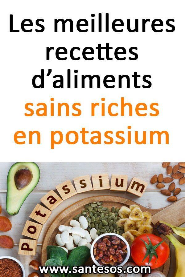 Les meilleures recettes d'aliments sains riches en..
