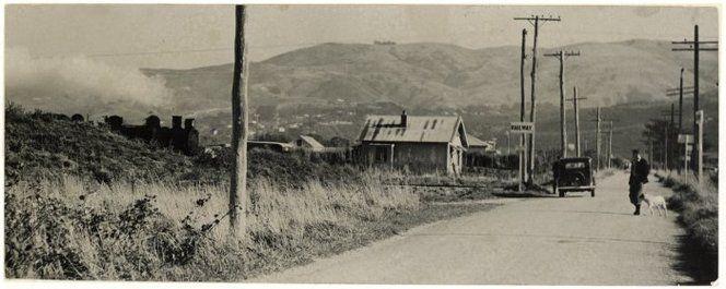 Cemetery Road, Lower Hutt, Wellington