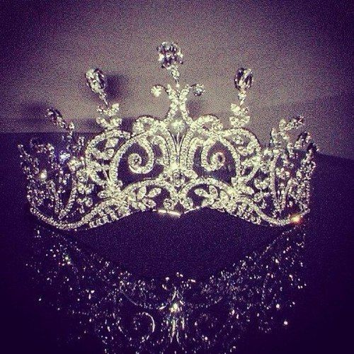 Yes I am a queen but you can call me princess.