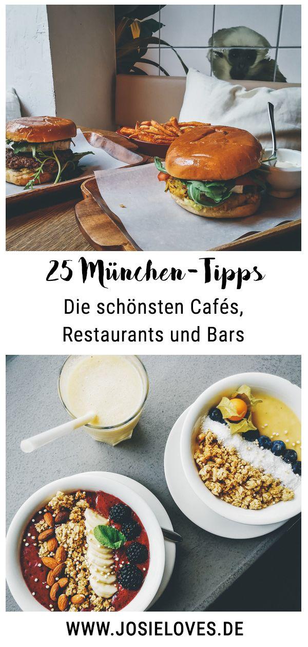 München-Tipps: Meine liebsten Restaurants, Cafés und Bars