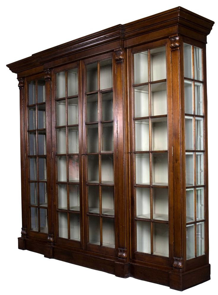 cadenza furniture. home office 15 shelf cadenza breakfront closed bookcase by sarreid ltd at jacksonville furniture mart
