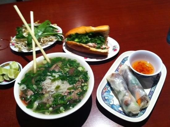 Need to check out this Pho place in Cleveland! ***Update***Good Pho, Bahn Mi & Bubble tea!