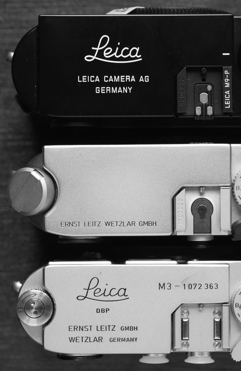 Leica M, a photographic history
