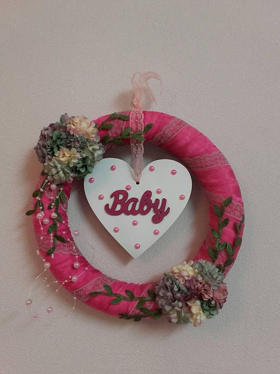 Check out this item in my Etsy shop https://www.etsy.com/listing/558299645/wreath-baby-showerbaby-celebrationbaby