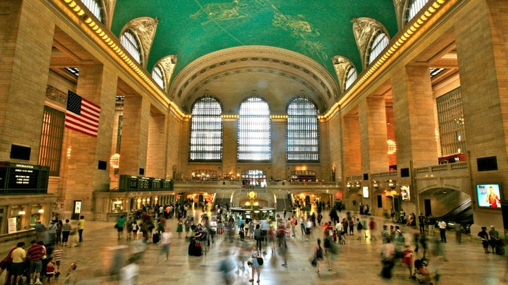 grand central terminal. Head to the Museum of Modern Art on Fridays between 4:00 and 8:00 to get in for free. You can enter the Bronx Zoo on Wednesdays without an admission fee (though there is a suggested donation). See a dinosaur safari, the children's zoo, or Komodo dragons.