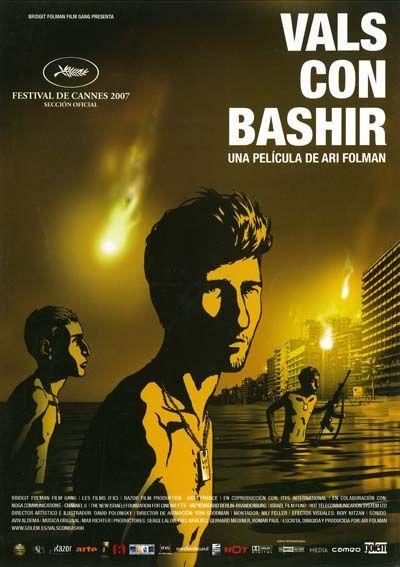 "Vals con Bashir (2008) ""Vals Im Bashir"" de Ari Folman - tt1185616"
