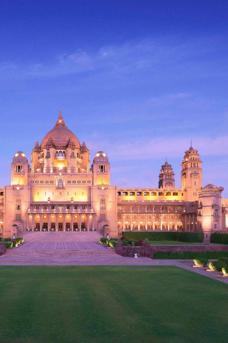 The Umaid Bhawan Palace in Jodhpur is one of the Taj hotel group's crown jewels. Umaid Bhawan Palace (Jodhpur, India) - Jetsetter