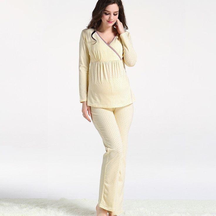 Nursing Sleepwear Set  #babybump #shopnow #maternityclothing #gorgeous #motherhood #pregnancy #summer #socute #fashion #momtobe
