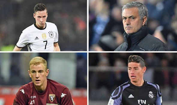 Transfer News: Mourinho on signings 60m Chelsea snub Draxler to Arsenal Liverpool raid   via Arsenal FC - Latest news gossip and videos http://ift.tt/2i3EM2H  Arsenal FC - Latest news gossip and videos IFTTT