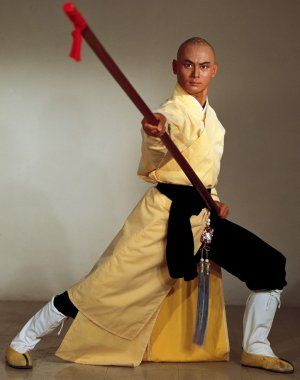 Gordon Liu - the Master Killer himself...Get Well Soon!