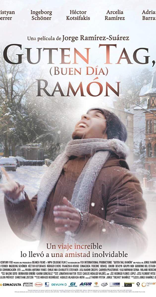 Good Day Ramon Directed By Jorge Ramirez Suarez With Kristyan