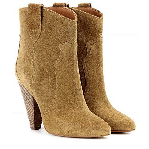 (イザベルマラン) Isabel Marant レディース シューズ・靴 ブーツ ?toile Roxann suede boots 並行輸入品  新品【取り寄せ商品のため、お届けまでに2週間前後かかります。】 商品番号:hb4-p00165792
