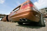 Kraftvoll angeblasen von einem Kompressor, gilt der Mercedes CLK 230 der Baureihe C208 gemeinhin als ausgesprochen gute Wahl. Denn dessen 193 Serien-PS bringen