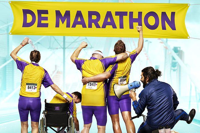 De Marathon (tryout) - 10 t/m 12 maart 2017 in Schouwburg Amphion
