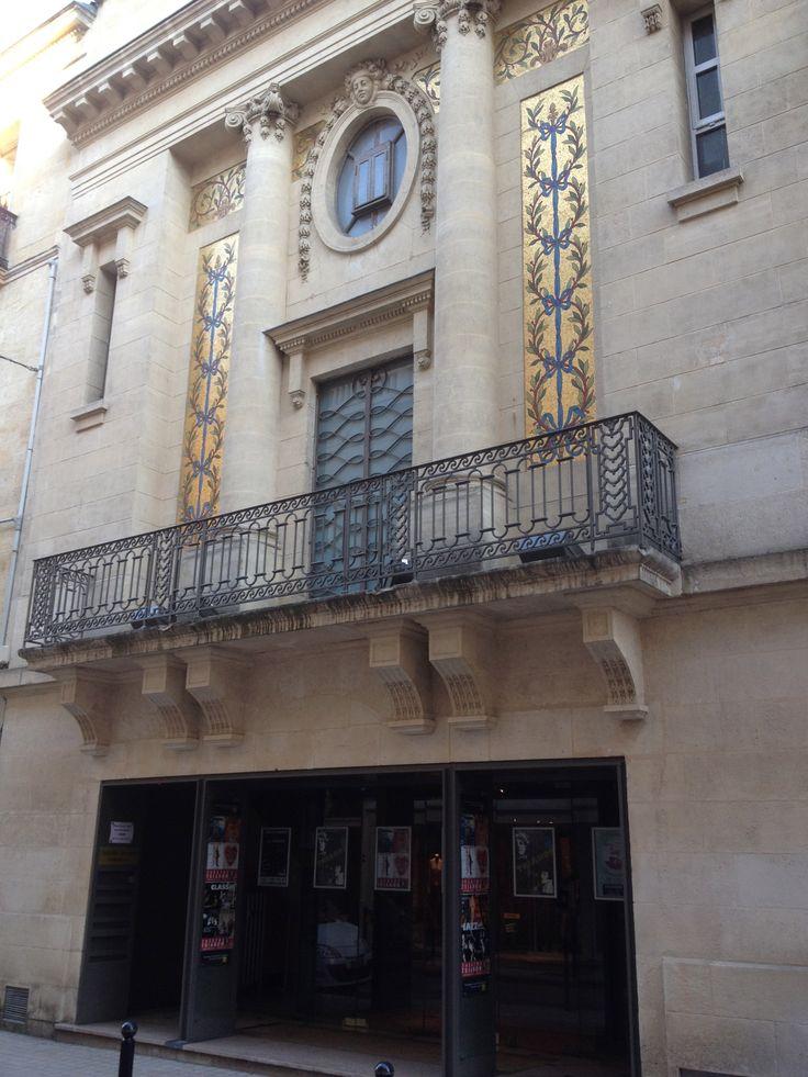 Le Trianon, petit théâtre du début du 20ème siècle
