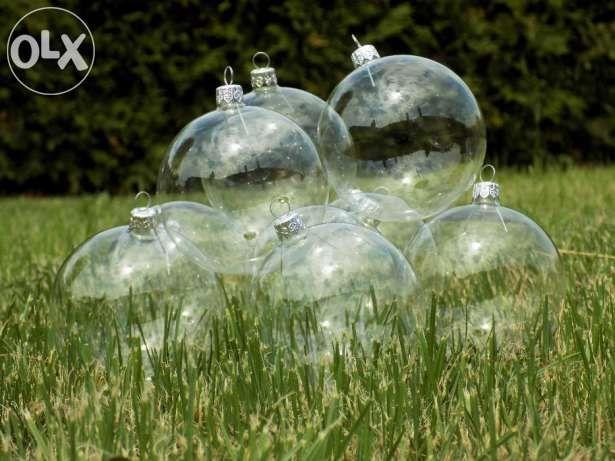 Globuri de sticla simple transparente Fuleki Glass - Cluj Jucu - imagine 1