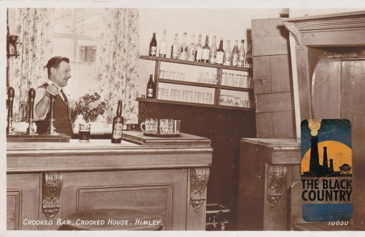 Crooked House Pub, Himley