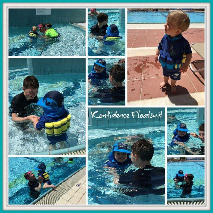 Konfidence Floatsuit