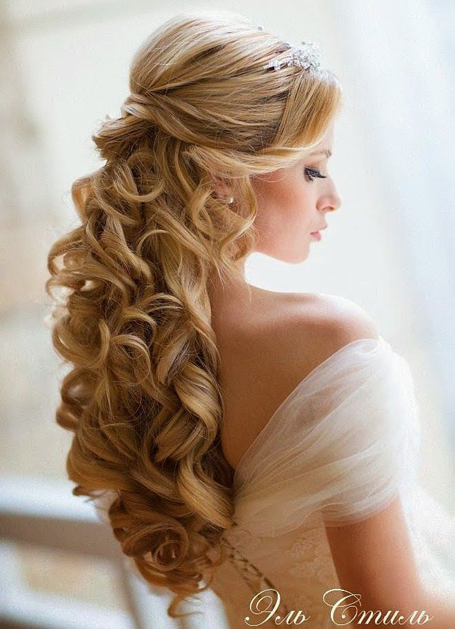 CANDY KISSES: Wedding Hairstyles 2014