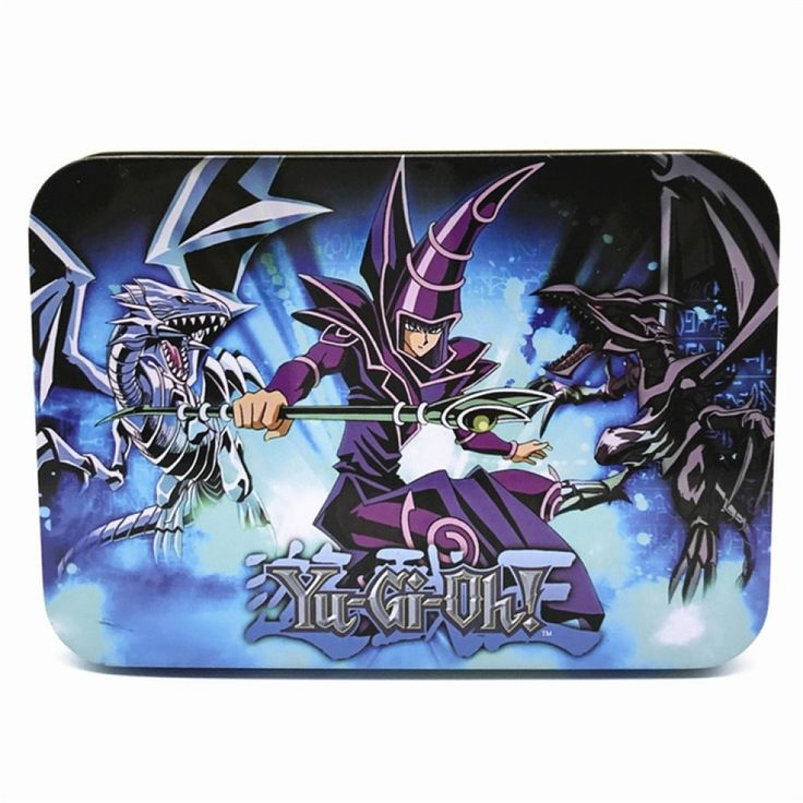 Yugioh 66pcs set Cards Egyptian God Collectible Toys for
