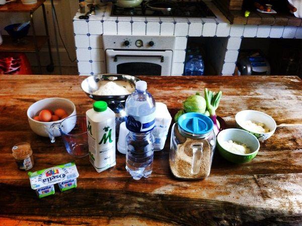 corsi di cucina e degustazione - Camilla Monteduro