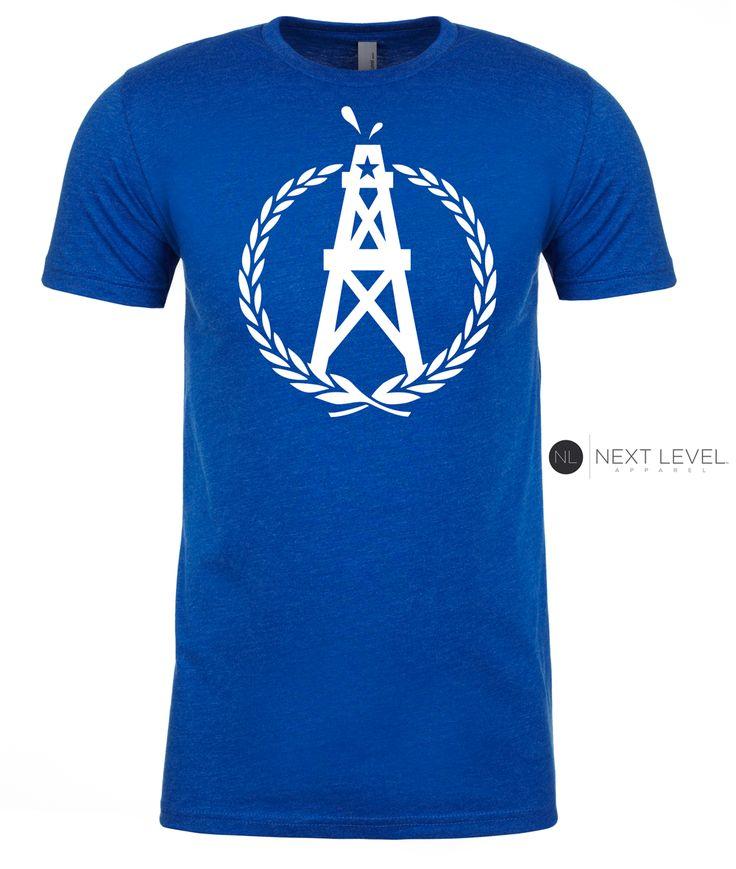 The Houston Oiler Shirt [Official Paul Wall]