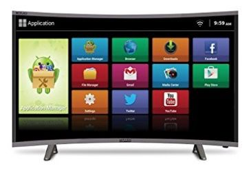 #Mitashi 97.79 cm (38.5″) MiCE039v30 HS HD Ready CURVED Smart LED #TV With 3 Years Warranty. Buy From http://bit.ly/2fLxMKN