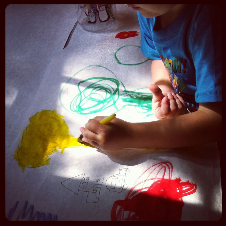 Homeschool goals for young preschoolers: recognizing letters and numbers, fine motor skills,