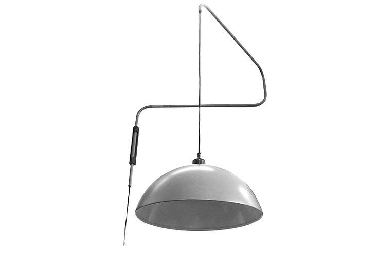 lampada da muro estensibile – Martinelli | Delta-Bo Project