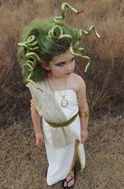 40 Increíbles disfraces para empoderar a las niñas este Halloween ⋮ Es la moda