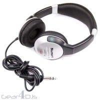 Numark HF125 Professional Studio On Ear DJ Headphones