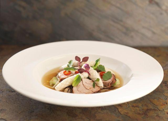 Oriental Marinated Pork