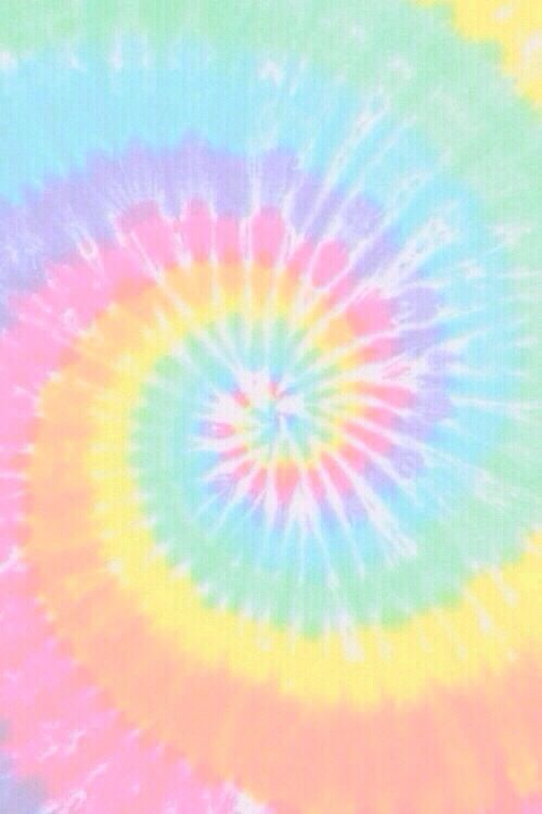Tie Dye Pastel Background For Iphone Random Wallpapers