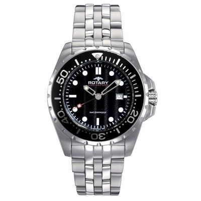 Montre Rotary AGB00013/W/04 Homme