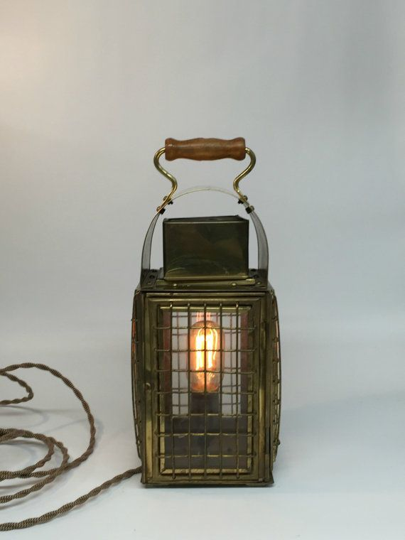 1000 Ideas About Nautical Lamps On Pinterest Beach