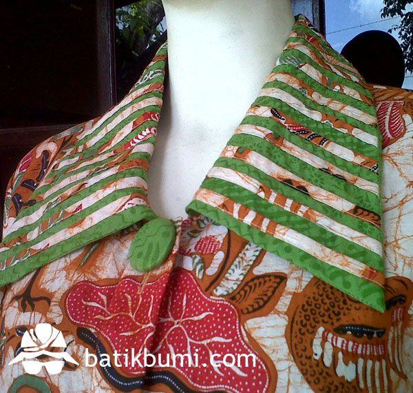 batik semi tulis