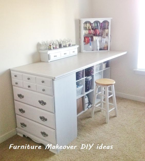 28 Awesome DIY Furniture Makeover Ideas