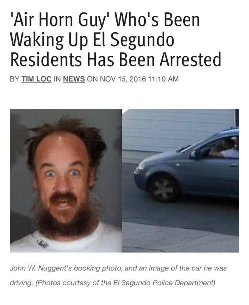 When the Mugshot matches the Crime via /r/funny...