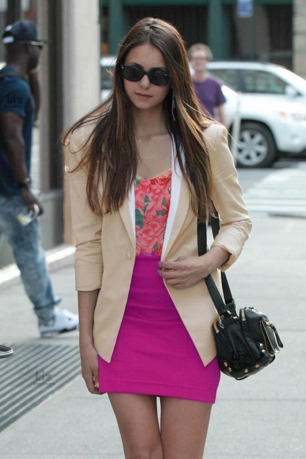1000 Images About Nina Dobrev Style On Pinterest Nina Dobrev E Online And Nina Dobrev Dress