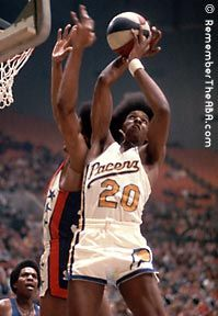 Darnell Hillman ~ Indiana Pacers