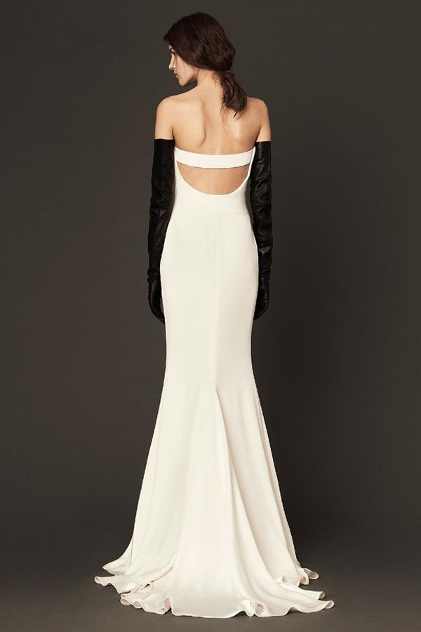 17 best images about fashion on pinterest nicole miller for Simply elegant wedding dresses