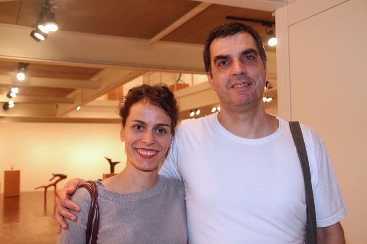 Suiá Ferlauto e Paulo Monteiro